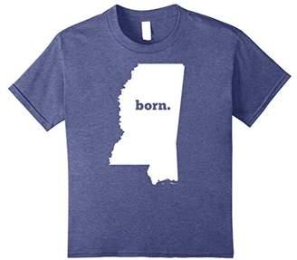 Mississippi Born T-Shirt