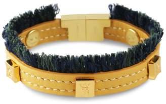 Tissuville - Flik Mini Bracelet Custard Gold