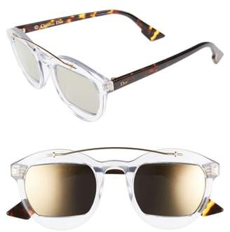 Christian Dior Mania 50mm Sunglasses