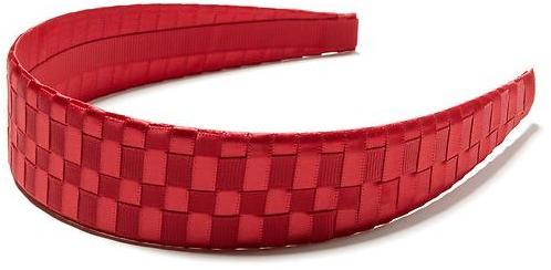 Banana Republic Ribbon weave headband