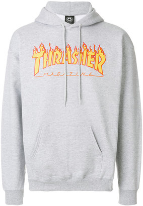Thrasher flame hoodie $106.64 thestylecure.com