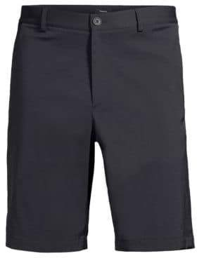 Theory Zaine Zip-Fly Shorts
