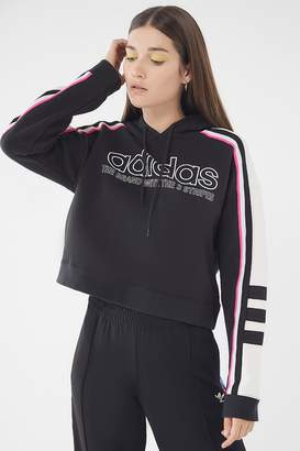 adidas Moto Hoodie Sweatshirt