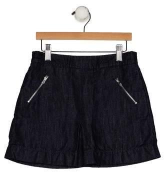 Marni Girls' Denim Skirt