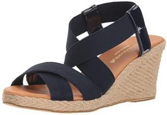 Andre Assous Women's Dalmira Espadrille Wedge Sandal