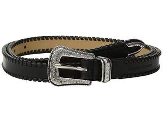 Rebecca Minkoff 18 mm Cowboy Belt with Whipstitch