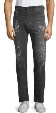 Diesel Buster Distressed Jeans