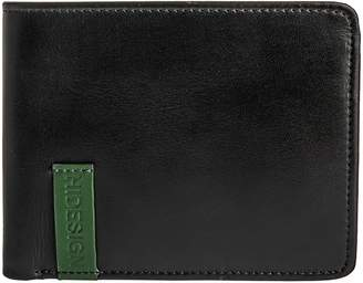 Hidesign Hidsn HIDSN Dylan 05 Leather Multi-Compartment Trifold Wallet