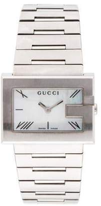 Gucci G-Rectangle Watch white G-Rectangle Watch
