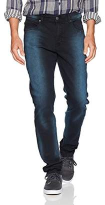 Akademiks Men's Fashion Colored Denim Jeans