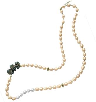 Farra - Oval Freshwater Pearls Multi-Way Necklace
