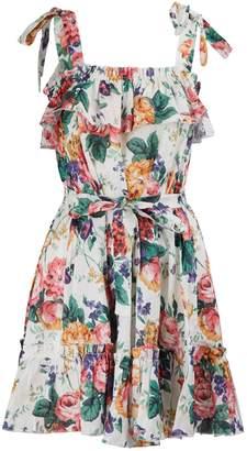 Zimmermann Allia linen dress