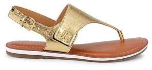 Tommy Hilfiger Slingback Flat Sandals