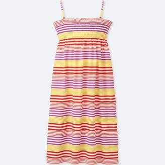Uniqlo Girl's Striped Camisole Dress