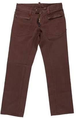 DSQUARED2 Five-Pocket Skinny Jeans