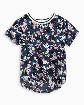 Splendid Girl All Over Floral Top