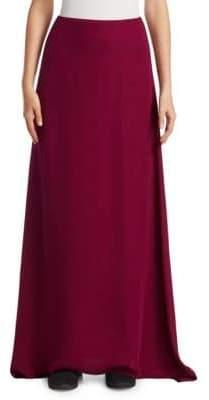 The Row Viv Silk Maxi Skirt