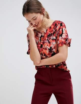 MBYM Dark Floral T-Shirt