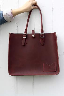 The Leather Satchel Company Leather Tote Bag