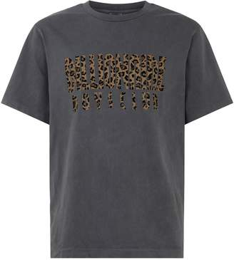 Billionaire Boys Club Leopard Logo T-Shirt