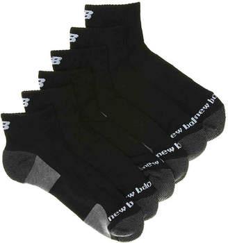 e6d2542c99dce New Balance Performance Training Ankle Socks - 6 Pack - Men's
