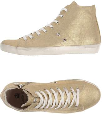 Leather Crown High-tops & sneakers - Item 11245606UH
