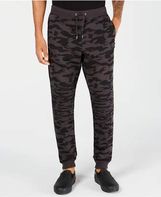 INC International Concepts I.n.c. Men's Drawstring Camo Pants