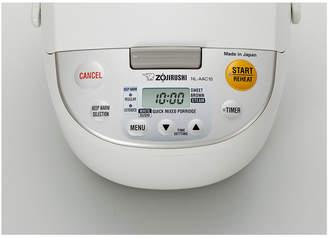 Zojirushi 5.5 Cups Micom Rice Cooker & Warmer