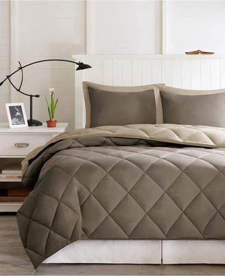Madison Park Essentials Larkspur Reversible 2-Pc. Twin/Twin Xl Comforter Set Bedding