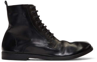 Marsèll Black Lista Boots