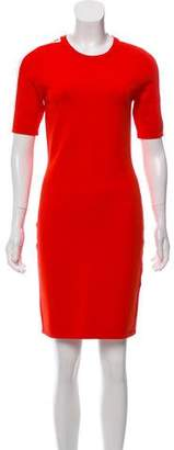 Opening Ceremony Cut-Out Mini Dress