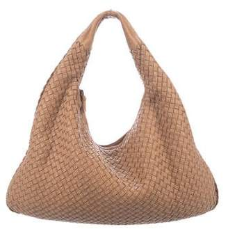 Bottega Veneta Intrecciato Veneta Handle Bag