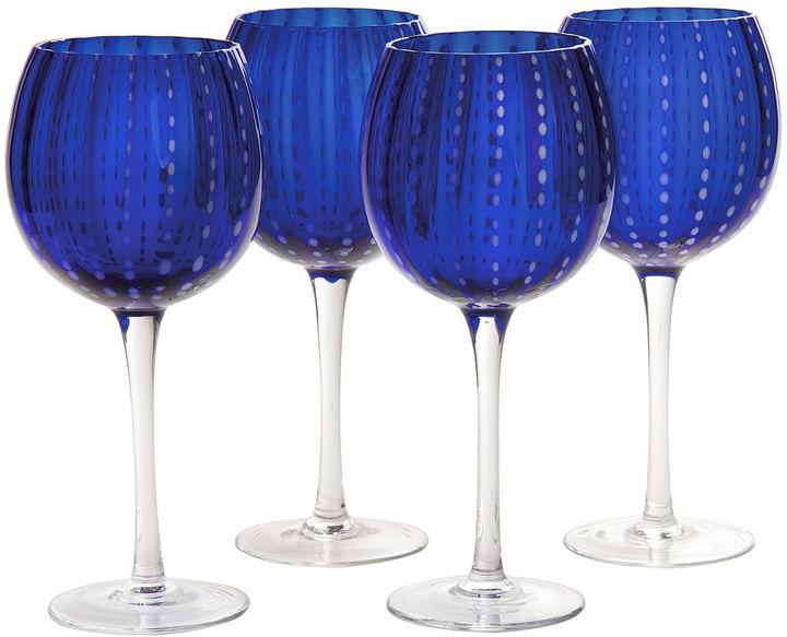 ArtlandARTLAND Artland Cambria Set of 4 Wine Glass Goblets