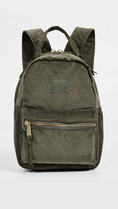 Herschel Nova Mini Corduroy Backpack