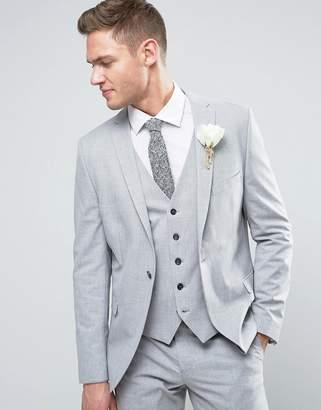 Selected Wedding Skinny Suit Jacket