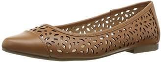 UNIONBAY Women's Willis Pointed Toe Flat