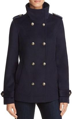 Vero Moda Abelle Military Coat $109 thestylecure.com