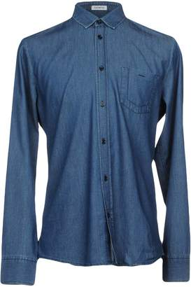 Bikkembergs Denim shirts - Item 42626019RL
