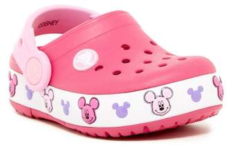 Crocs Lights Mickey Light-Up Clog (Little Kid)