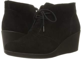 810edcd0ac7 at Zappos · Crocs Leigh Suede Wedge Shootie