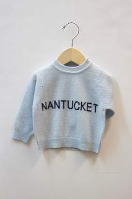Baby CZ Cashmere Nantucket Sweater