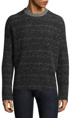 Theory Sover Bores Wool Pullover