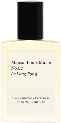 Maison Louis Marie - No.02 Le Long Fond Perfume Oil