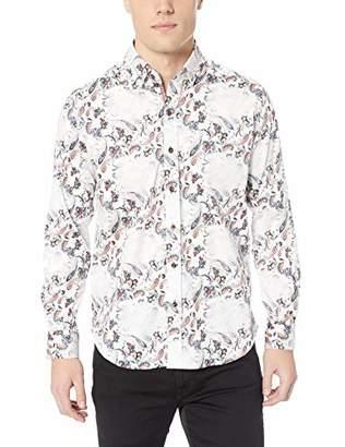 Robert Graham Men's ANDALE Long Sleeve TAILOED FIT Shirt