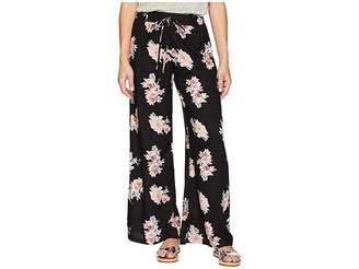 7d506b7c66d ... Angie Floral Pants Women s Casual Pants