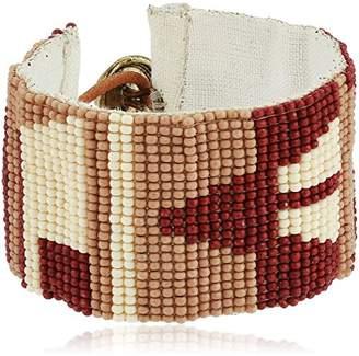 Lucky Brand Womens Seed Bead Bracelet