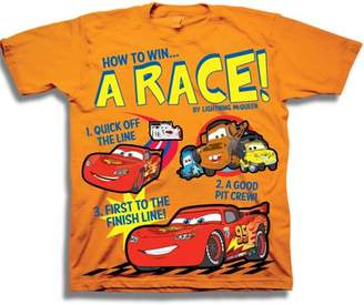 Disney Pixar Cars Short Sleeve Boys Graphic T-Shirt (Toddler Boys)