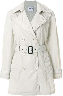 Aspesi short trench coat