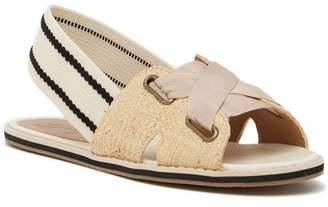 Bettye Ali Slingback Lace-Up Sandal