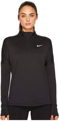Nike Therma Sphere Element 1/2 Zip Running Top Women's Long Sleeve Pullover